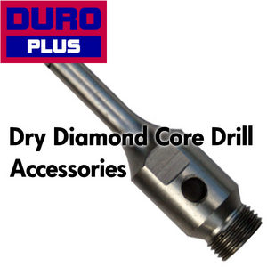 Duro Dry Diamond Core Accessories