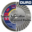 Duro Special Application Diamond Blades