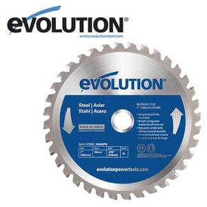 Evolution 180 mm Steel Blade for EVO180