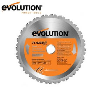 Evolution 210 mm Multipurpose Blade