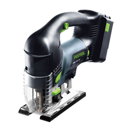 Festool Power Tools, Festool CARVEX PSBC 420 Li 18 Cordless Jigsaw