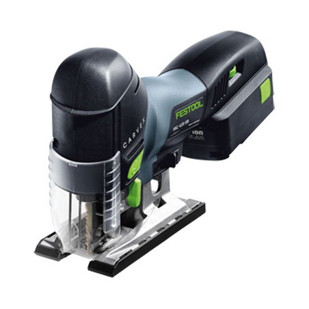 Festool Power Tools, Festool CARVEX PSC 420 Li 18 Cordless Jigsaw