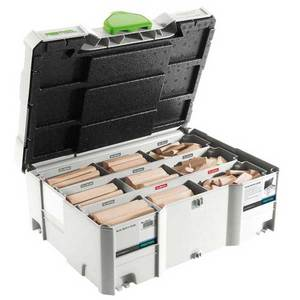 Festool DOMINO Assortment DS/XL D8/D10 for DF700