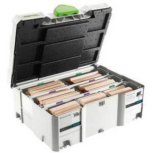 Festool DOMINO Assortment DS/XL D12/D14 for DF700
