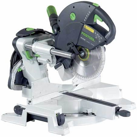 Festool Power Tools, Festool KAPEX KS120 EB Sliding Compound Mitre Saw
