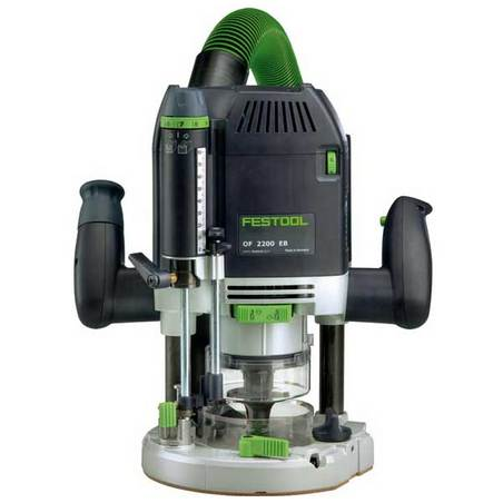 Festool Power Tools, Festool OF2200 EB-Plus Router