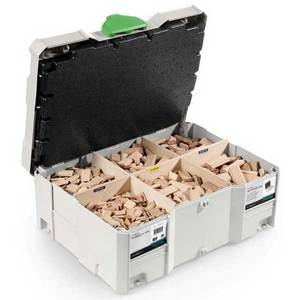 Festool DOMINO Assortment for DF500