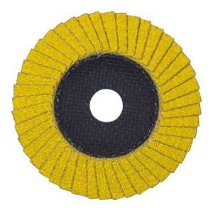 Milwaukee 125 mm Ceramic Flap Discs G40/60