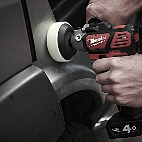 Milwaukee Power Tools, , Milwaukee M12BPS-421X Sub Compact Polisher/Sander