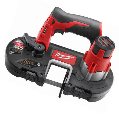 Milwaukee Power Tools, Milwaukee M12BS-0 Compact Cordless Bandsaw