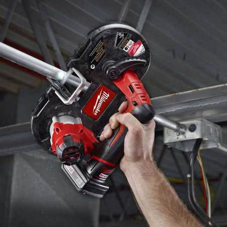 Milwaukee Power Tools, , Milwaukee M12BS-0 Compact Cordless Bandsaw