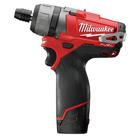 Milwaukee M12CD-202B 'FUEL' Compact Screwdriver