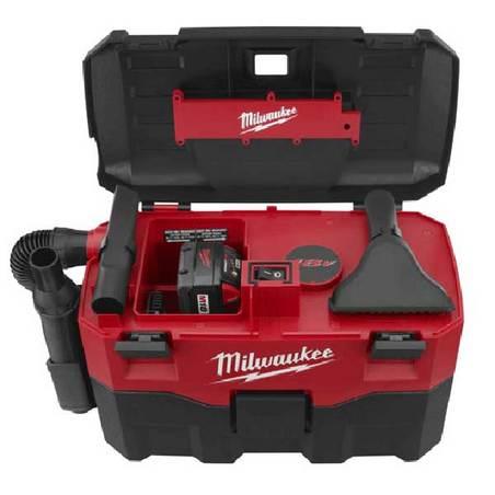 Milwaukee M18vc 0 Wet Amp Dry Vacuum Cleaner