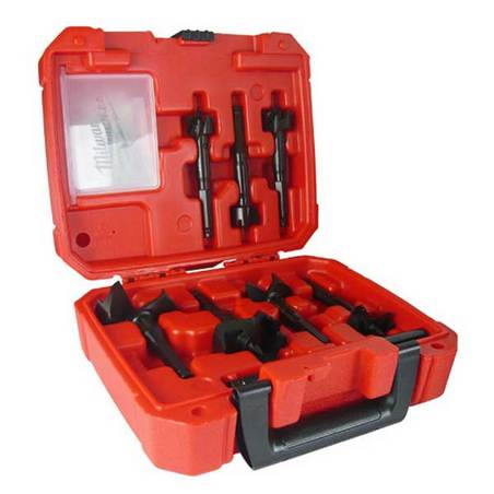 Milwaukee Selfeed Bit 7 Piece Contractors Kit