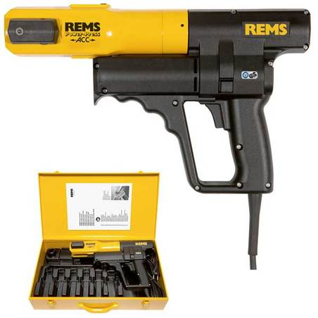 REMS Tools, , REMS Power Press ACC Basic Pack