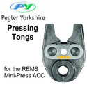 REMS Pressing Tongs - Mini for Pegler/Yorkshire