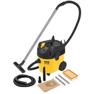 REMS Pull L Set Industrial Wet & Dry Dust Extractor
