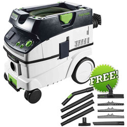 Festool CTL26 E AC CLEANTEC Mobile Dust Extractor 240v