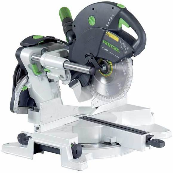 Festool Power Tools, Festool KAPEX KS120 EB Sliding Compound Mitre Saw 110v