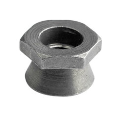 Hafren M10 Galvanised Shear Nut