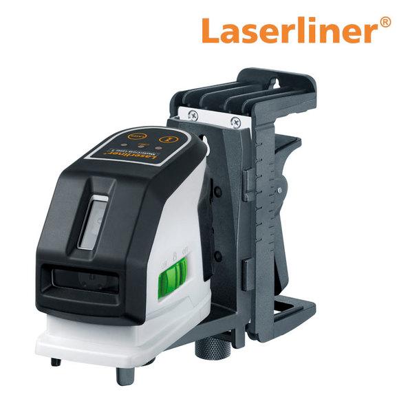 LaserLiner MasterCross 2G Green Line Laser
