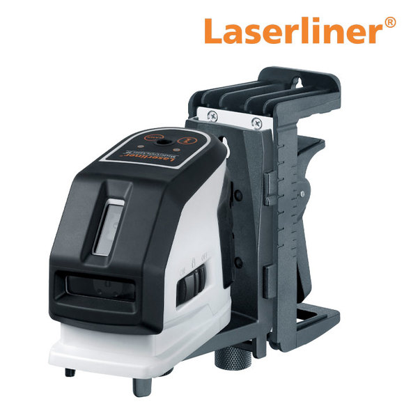 LaserLiner MasterCross Laser 2P With Plumb Function