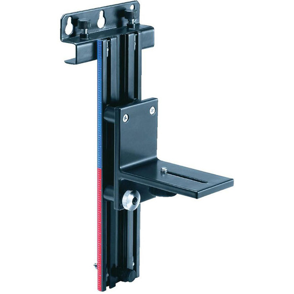 The Cross Cut Saw On A Wall Mount : Leica wall mount for cross line lasers