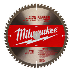 "Milwaukee 10"" Blade for M18FMS254"