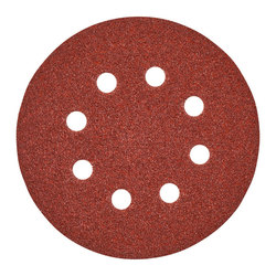 Milwaukee 125 mm Sanding Discs P80 Grit