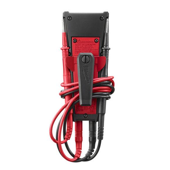Milwaukee Voltage Tester : Milwaukee auto voltage continuity tester