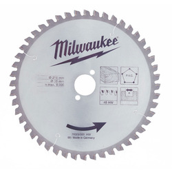 Milwaukee 48 Tooth Blade for M18 SMS216
