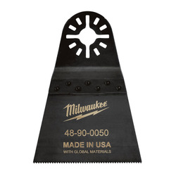 Milwaukee 66 mm Bi Metal Wide Blade