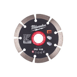 Milwaukee DU115 General Purpose Diamond Blade