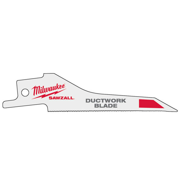 Milwaukee Power Tools, Milwaukee Ductwork Blade