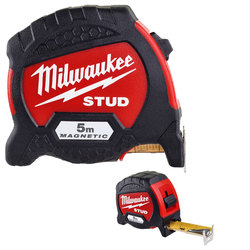 Milwaukee GEN II 5 m Stud Tape Measure