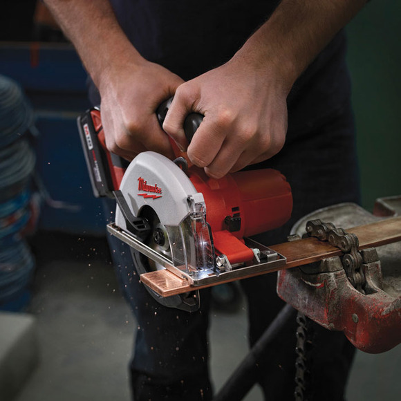 Milwaukee Power Tools, , Milwaukee HD18MS-402C Metal Cutting Circular Saw
