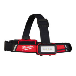 Milwaukee L4HLRP-201 USB Rechargeable Low Profile Headlamp