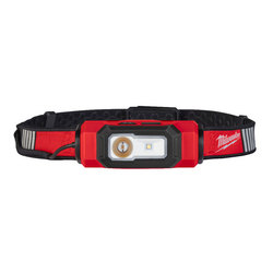 Milwaukee L4HLVIS-201 High Visibility Headlamp