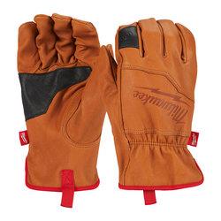 Milwaukee Leather Gloves Size 11/XXL