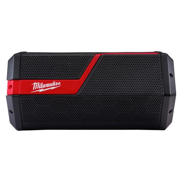 milwaukee m12 18jssp 0 bluetooth wireless speaker. Black Bedroom Furniture Sets. Home Design Ideas