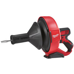Milwaukee M12BDC6-0C 6 mm Spiral Drain Cleaner