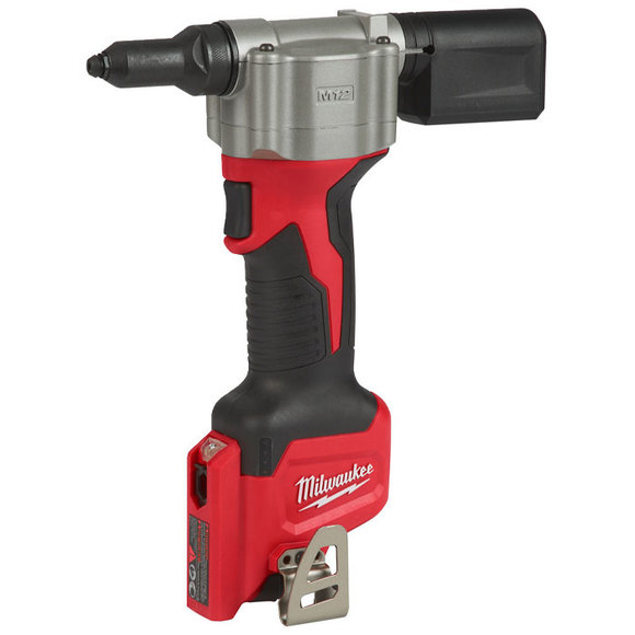 Milwaukee Power Tools, Milwaukee M12BPRT-0 Pop Rivet Tool
