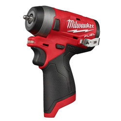 """Milwaukee M12FIW14-0 'FUEL' Sub Compact 1/4"""" Impact Wrench"""
