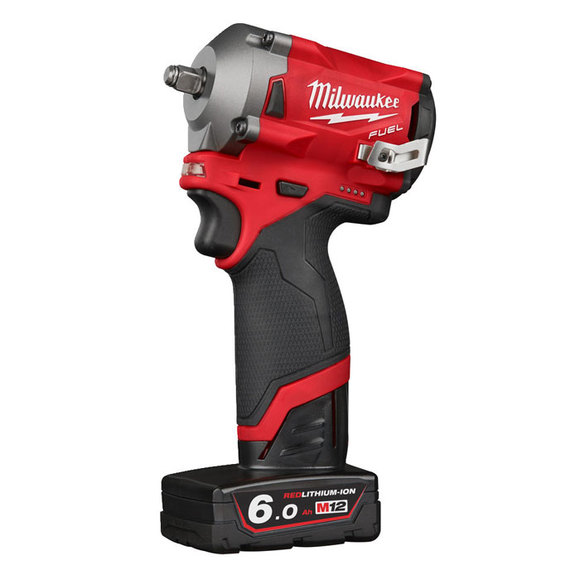 "Milwaukee M12FIW38-622X 'FUEL' Sub Compact 3/8"" Impact Wrench"