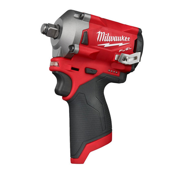 "Milwaukee Power Tools, Milwaukee M12FIWF12-0 'FUEL' Sub Compact 1/2"" Impact Wrench"