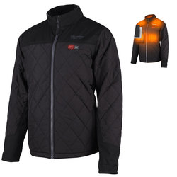 Milwaukee M12HJP Heated Hybrid Puffer Jacket - Small