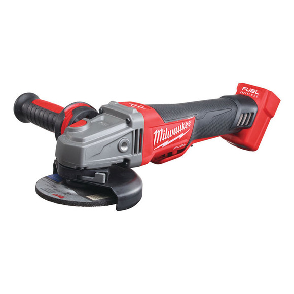 Milwaukee M18CAG115XPDB-0 Cordless Angle Grinder with Brake