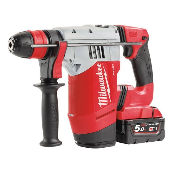 Milwaukee M18CHPX-502X 'Fuel' High Performance SDS+ Hammer ...