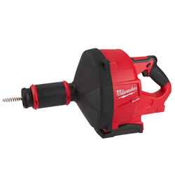 Milwaukee M18FDCPF10-0C 'FUEL' Drain Cleaner Power Feed - 10 mm