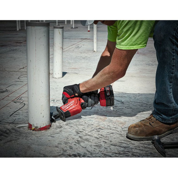 Milwaukee Power Tools, , Milwaukee M18FHZ-0 'FUEL' HACKZALL